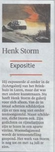Brinkhuis persbericht